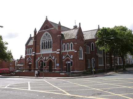 Hinckley Road Primitive Methodist Chapel, Leicester (1)