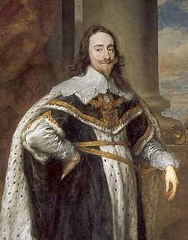 The van Dyck portrait of King Charles I