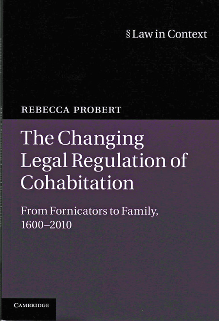 The Changing Face of Legal Regulation