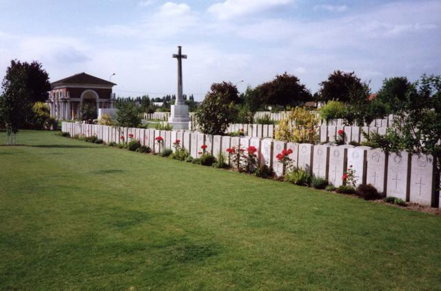 In Memory of Private George Guy Craxford