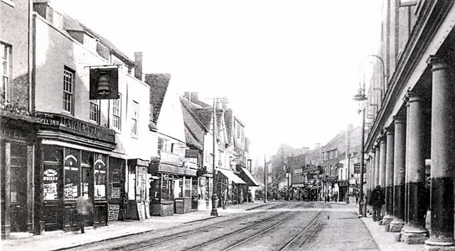 Uxbridge High Street