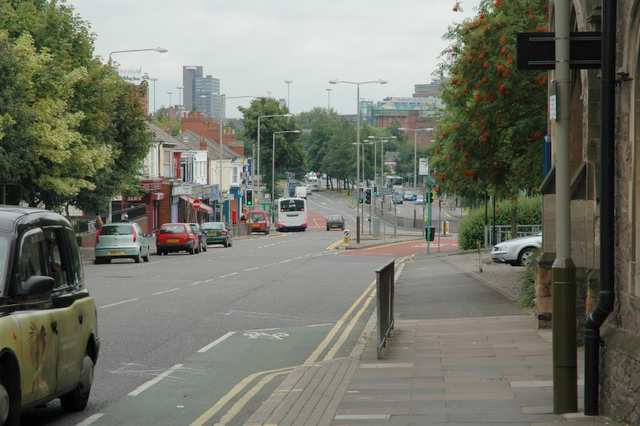 King Richards Road today