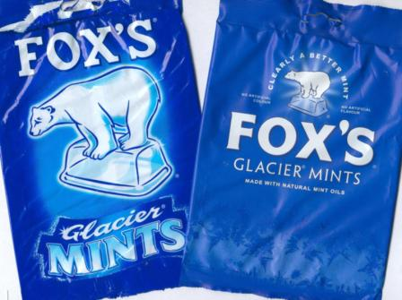 Foxes Glacier Mint