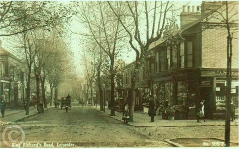 King Richards Road 1900