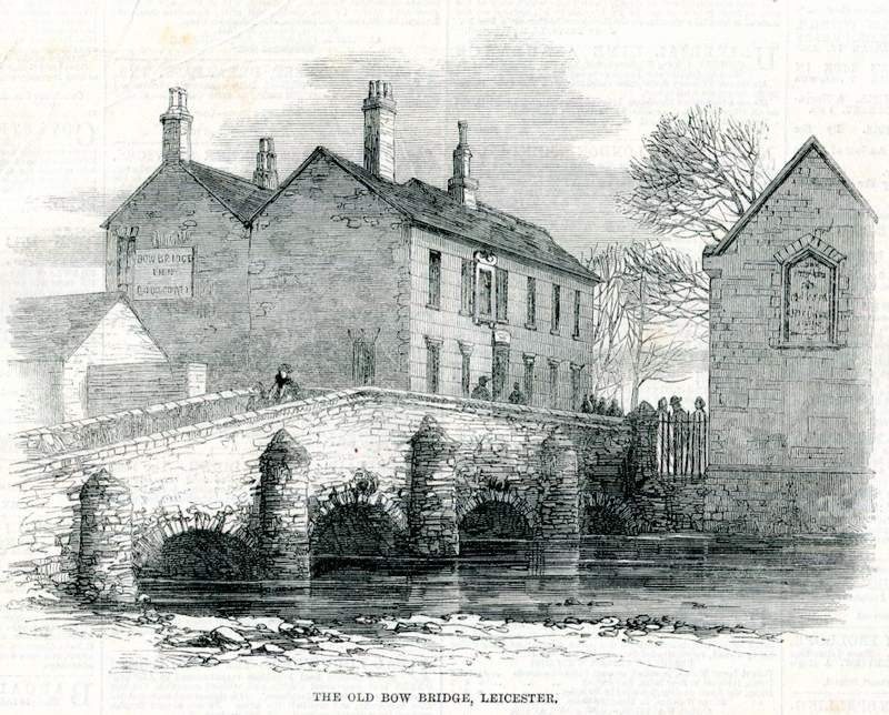 Bow Bridge 1861