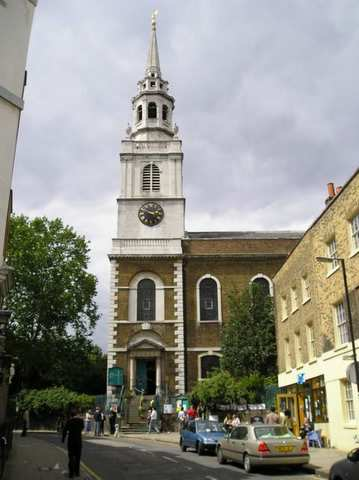 St James Church, Clerkenwell