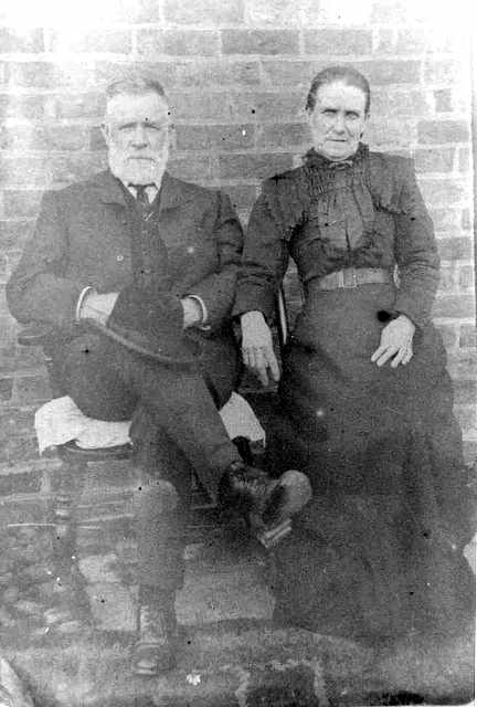 George and Sarah Smith