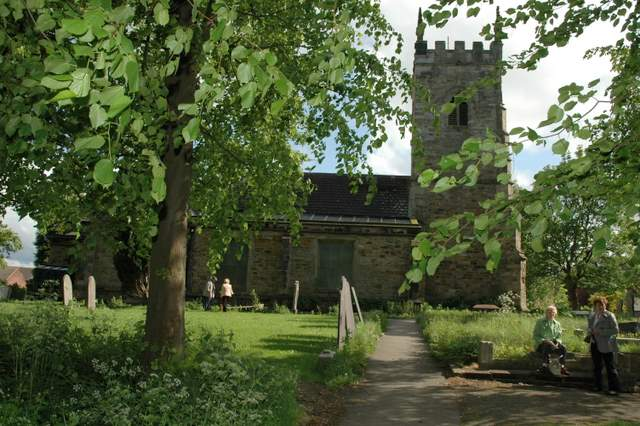 St Michael and All Angels Church, South Normanton