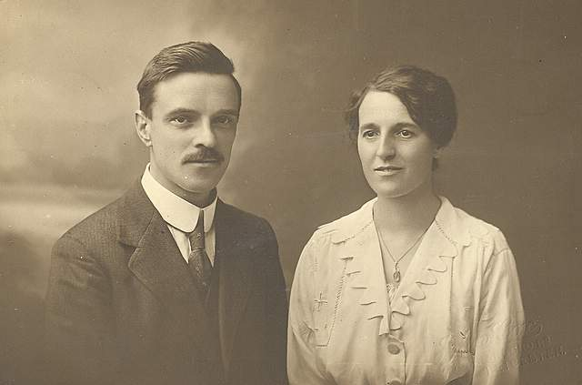 George Cook and Ethel Goodall