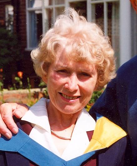 The OU graduate: Part 3 of Irene Simpson's story