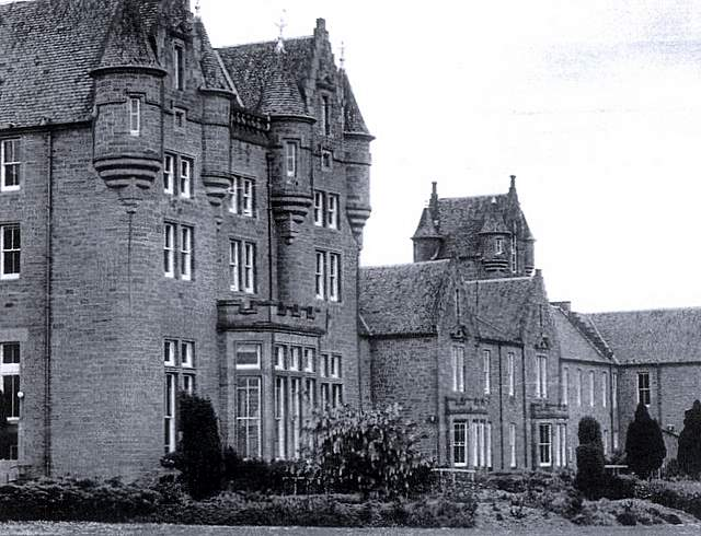 The Royal Dundee Liff Mental Hospital