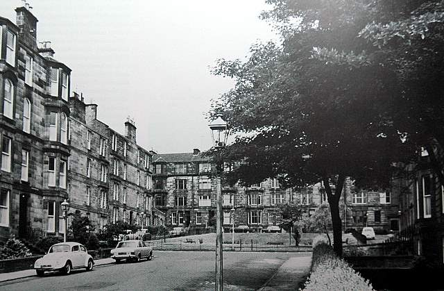 Airlie Terrace and Green 1965