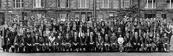 Airlie Hall Residents photograph 1966-67