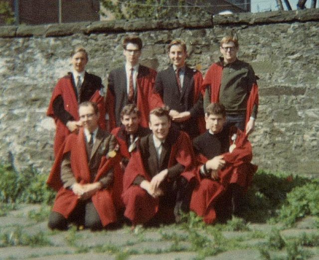 Airlie Hall Medic Group 1966