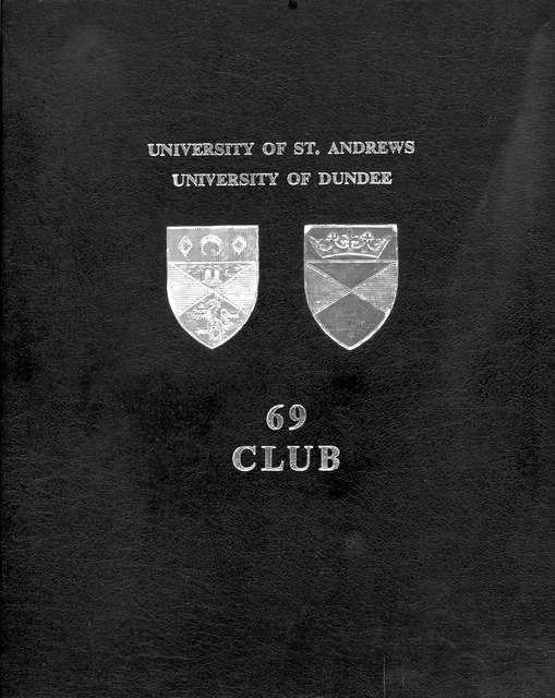 The 69 Club Yearbook