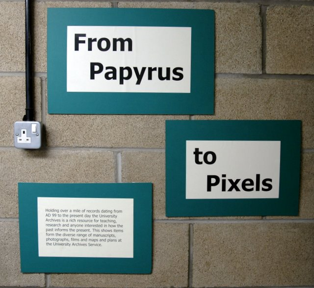 Papyrus to Pixels: Access for article