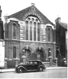 The Old Baptist Church, Melton Mowbray: Access stories of the migration to London and to New Zealand