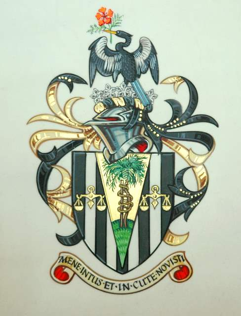 Craxford Coat of Arms