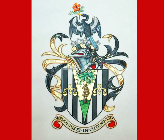 A Craxford Coat of Arms: The story of our coat of arms