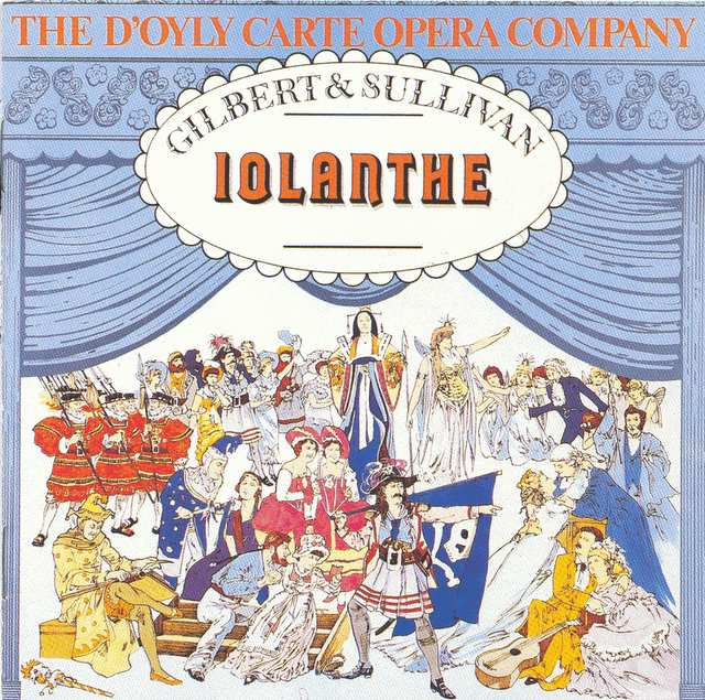 Iolanthe CD: Access the review