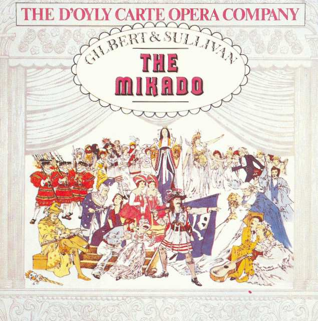 The Mikado CD: Access the review