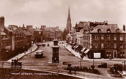 Front Street, Tynemouth,