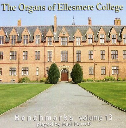 Ellesmere CD cover