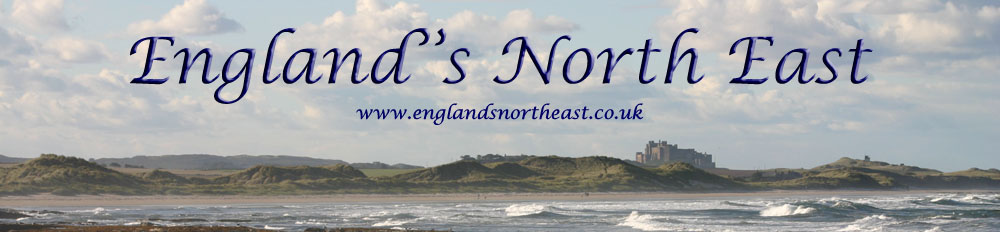 England's North East website