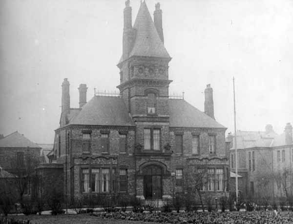 Harton Workhouse