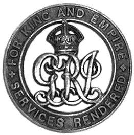 The Silver War Badge