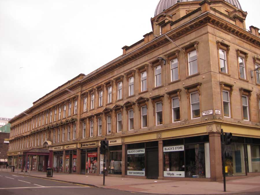 The McLennan Galleries, Glasgow.